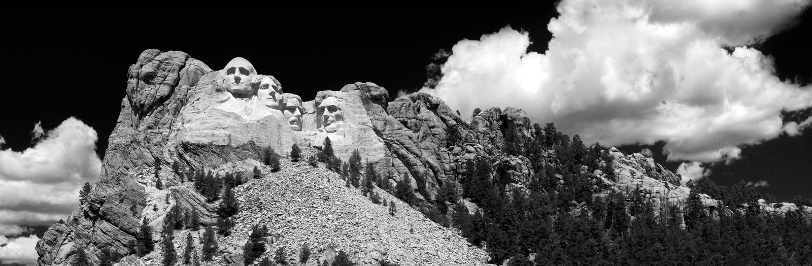 Mt. Rushmore - Black Hills, South Dakota