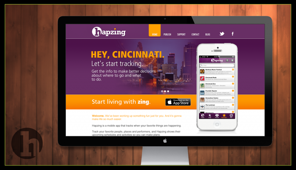 Hapzing.com