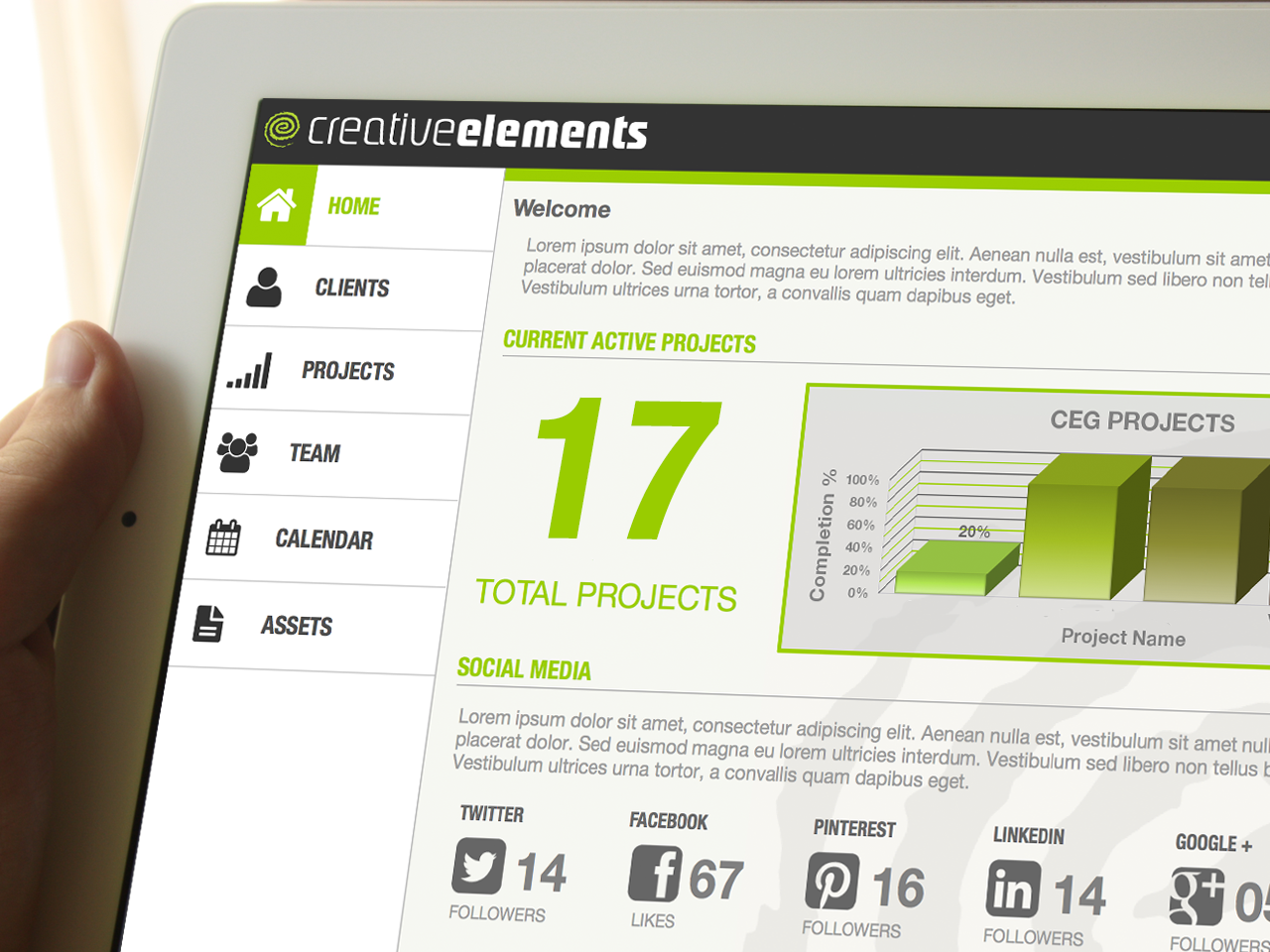 Creative Elements Group   FileMaker Pro